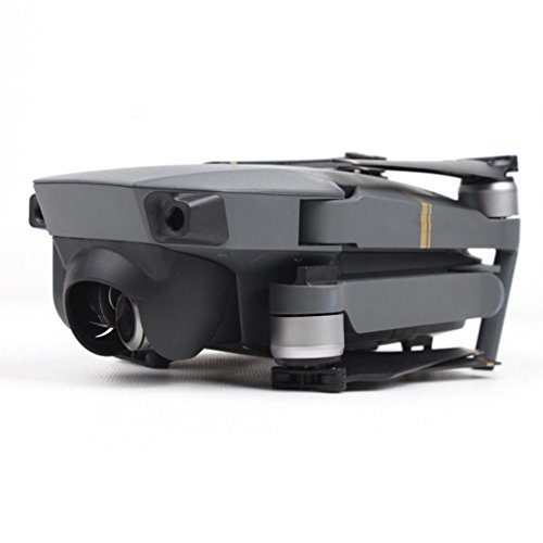 for DJI Mavic Pro Drone,Diadia Sun Shade Lens Hood Glare Gimbal Camera Protector Cover for DJI Mavic Pro Drone (Black)