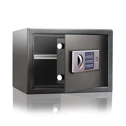 Caja Fuerte, Caja De Seguridad De Gabinete De Claves Digitales, Alerta Incorporada, Instalación De Pared Y Piso para La Oficina De Hoteles De Joyería
