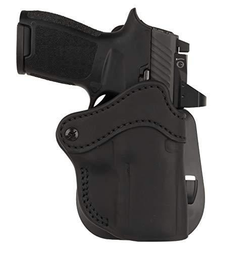 1791 GUNLEATHER Sig P320c Paddle Holster - OWB CCW Holster -...