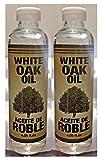 2x Nuevo Aceite De Roble WHITE OAK BARK OIL Para Inflamación De Reumatismo 4.5oz Each