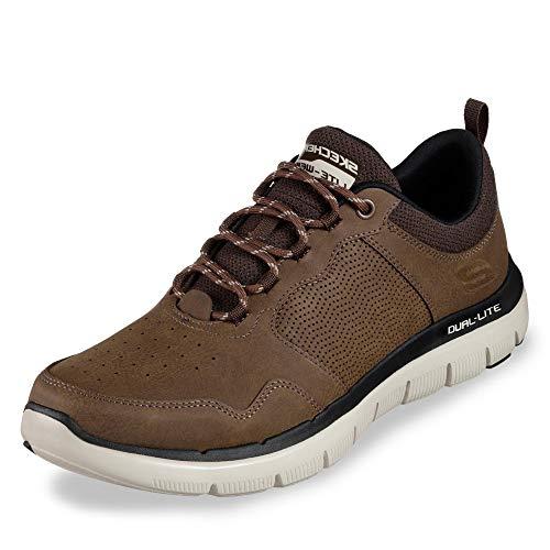 Zapatos para Hombre, Color marr�n, Marca Skechers, Modelo Zapatos para Hombre Skechers Flex Advantage 2 0 Marr�n