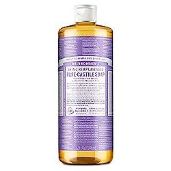 Dr. Brommers Lavender Castille Soap
