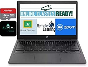 "$289 » 2021 Newest HP Chromebook 11.6"" HD Laptop for Business and Student, 8-Core MediaTek MT8183 CPU, 4GB Memory, 64GB Space(32G..."