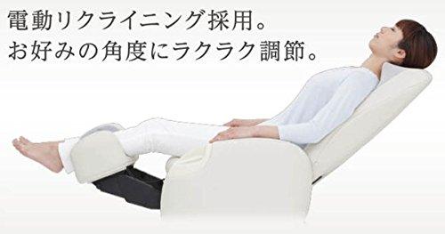 スライヴマッサージチェアくつろぎ指定席LightブラックCHD-3400(K)