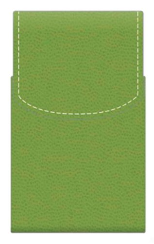 Pierre Belvedere Executive Business Card Case, Wasabi (677190)