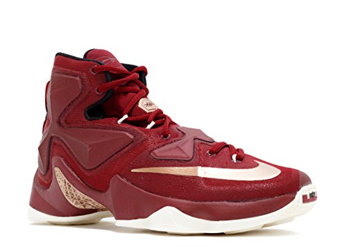 Nike Lebron XIII Cavaliers 13 Team Red Men Basketball Sneakers New