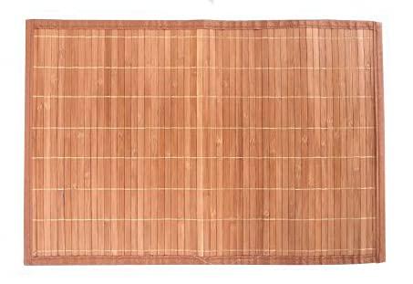LEYENDAS Alfombra Antideslizante de Bambu,Alfombrilla de baño,Pasillo o Salon Repelente al Agua...