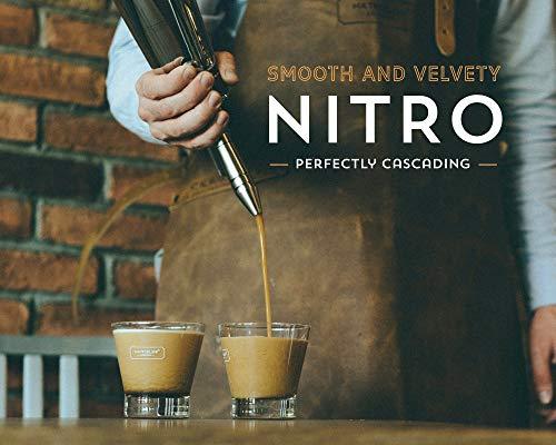 NitroPress Nitro Cold Brew Coffee Maker