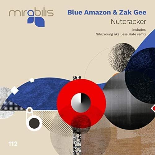 Blue Amazon & Zak Gee