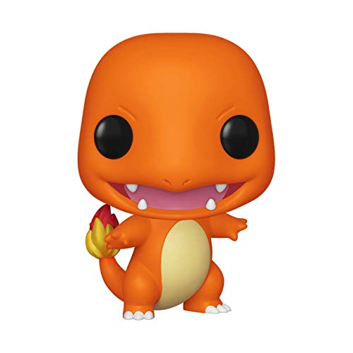 Funko Pop! Games: Pokémon – Charmander