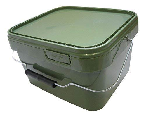 CommonBaits Eimer 5L Futtereimer Bait Bucket Bivvy Table