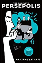 The Complete Persepolis by Marjane Satrapi(2007-10-30)
