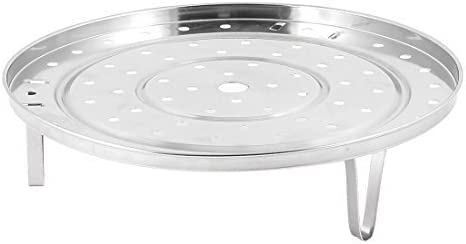 NA Steam Steamer Rack Stainless Soldering Steel Diam 10 in inches Bombing new work cookware