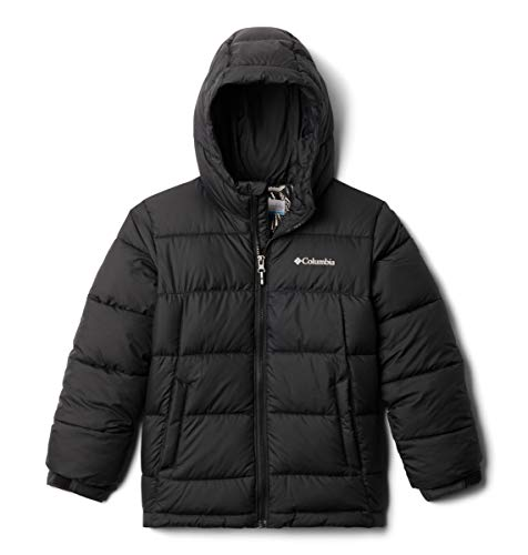 Columbia Youth Unisex Pike Lake Jacket, Black, Small