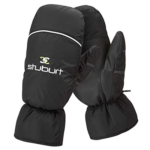 Stuburt Golf Unisex Winter Mitts Gloves Black One Size