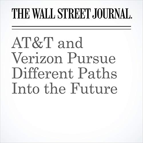 AT&T and Verizon Pursue Different Paths Into the Future audiobook cover art