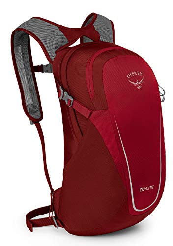 Osprey unisex-adult Daylite Daypack , Real Red