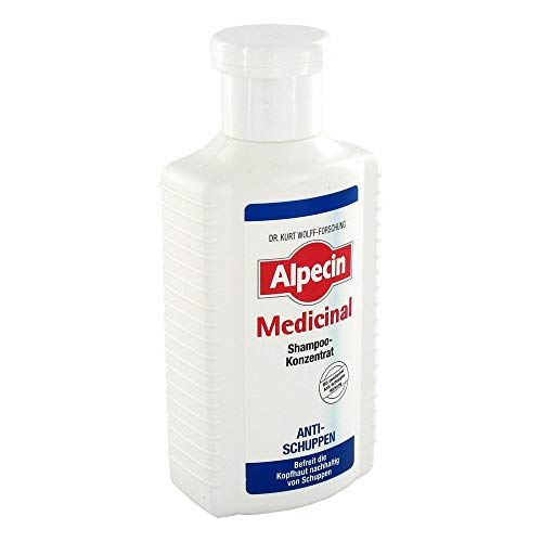 ALPECIN MED.Shampoo Konzentr 200 ml