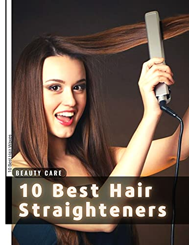 10 Best Hair Straighteners: 10 Best Hair Waxes (English Edition)