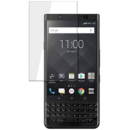 disGuard Schutzfolie für BlackBerry KeyOne Black Edition [2 Stück] Entspiegelnde Bildschirmschutzfolie, MATT, Glasfolie, Panzerglas-Folie, Bildschirmschutz, Hoher Festigkeitgrad, Glasschutz, Anti-Reflex