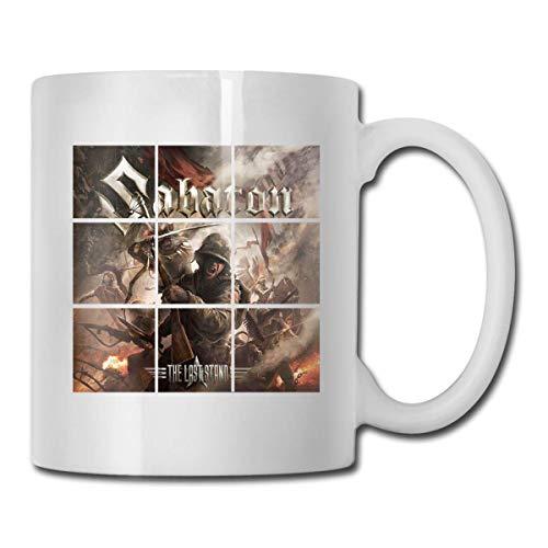 Sabaton The Last Stand Kaffeetasse oder Tee Tasse Keramik Tassen Geburtstagsgeschenk