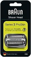 Braun Series 3 32B Cabezal de Recambio Negro para Afeitadora Eléctrica Hombre, Compatible con las Afeitadoras Series 3...