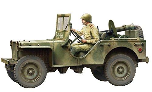 ミニアート 1/35 バンタム40 BRC プラモデル MA35212
