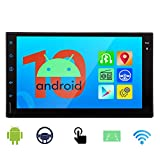 Android 10.0 Car Stereo Double Din Bluetooth Car Radio 2 din Car GPS Navigation...