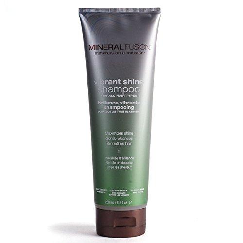 Mineral Fusion Vibrant Shine Shampoo, 8.5 Ounce (Packaging May Vary)