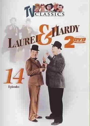 Laurel & Hardy (14 Episodes)