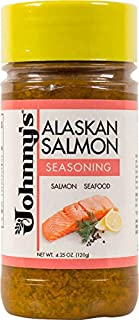 Johnny's Alaskan Salmon Seasoning, 4.25 Ounce (Pack of 6)