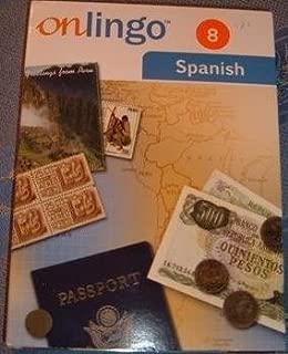 Onlingo Spanish Level 8 - 3 Audio Cds