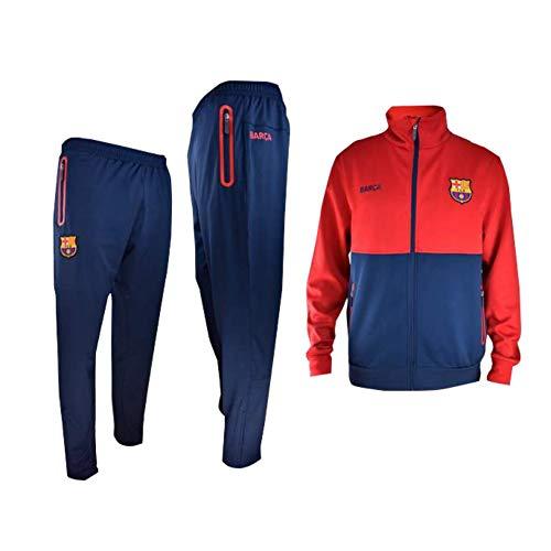 Tuta FC. Barcelona 2020 - Prodotto Concesso e Autorizzato da FC. Barcellona - Taglia Adulta XXL