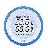 urnofhw frigorifero termometro igrometro elettronico monitor temperatura umidità meter multifunzione for bambini