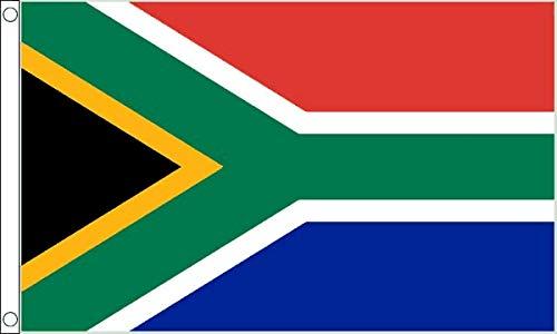 Benen galore Zuid-Afrika Vlag 5x3 verkocht