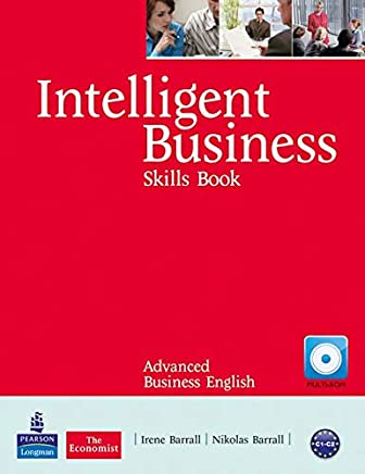 Intelligent business. Advanced. Skills book. Per le Scuole superiori. Con CD-ROM