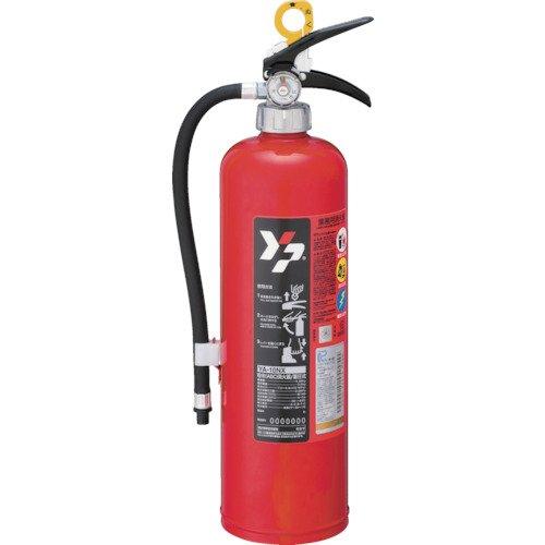 ヤマトプロテック 消火器 10型粉末 (蓄圧式粉末) YA-10NX リサイクルシール付属