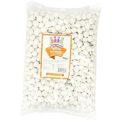 kingsway bonbons toffee 3 kg Kingsway Bonbons Toffee 3 Kg 41M0s1U1tyL