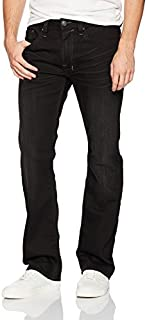 Buffalo David Bitton Men's Driven-x Relaxed Straight Stretch Fashion Denim Pant