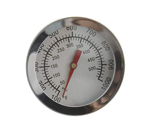 50 ° C-500 ° C Forno/BBQ Grill Termometro Cucina BBQ Sonda Bimetallico Acciaio Inox 100 ~ 1000?
