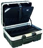GT LINE ATOMIKWHPTS Maleta portaherramientas con bolsillos fabricada en polipropileno (interior 465 x 352 x 255 mm),...