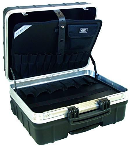 GT-Line ARATOMIKWHPTS GT Werkzeugkoffer Atomik WH PTS (ohne Inhalt, Koffer mit Rollen + Teleskopgriff, Werkzeugtrolley inkl. Werkzeugtafel, Bodentafel, Volumen 35,2 L) 488061