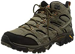 Recommendation: Typically, Merrell sizing can be a little small, therefore buying a half size up from your normal shoe size could be favourable GORE-TEX waterproof membrane, exceptional breathability and waterproof performance Full grain leather and ...