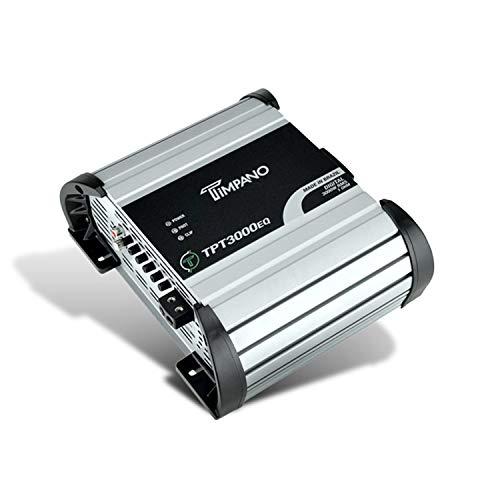 Timpano TPT-3000EQ 1 Ohm 3550 Watts Full Range Amplifier Class D Amp 3K