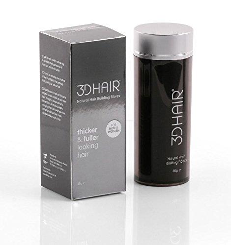 3d Fibre capillaire 35 grammes Marron clair