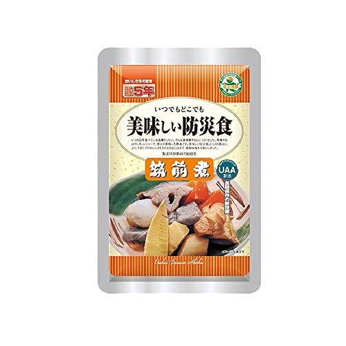 美味しい防災食 筑前煮 50食セット <UAA食品・5年保存>