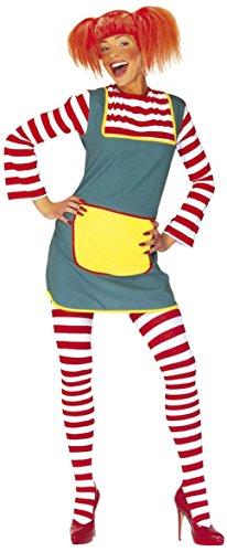 WIDMANN Naughty Girl Vestito Costumi Completo Adulto Party E Carnevale 696