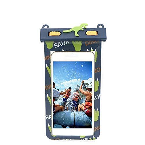JZLBYZWM Pvc natation plongée sac étanche Smartphone à écran tactile transparent sac étanche for téléphone portable Pochette étanche for téléphone Étui étanche Téléphone sous-marin Cas S10 Etui for té