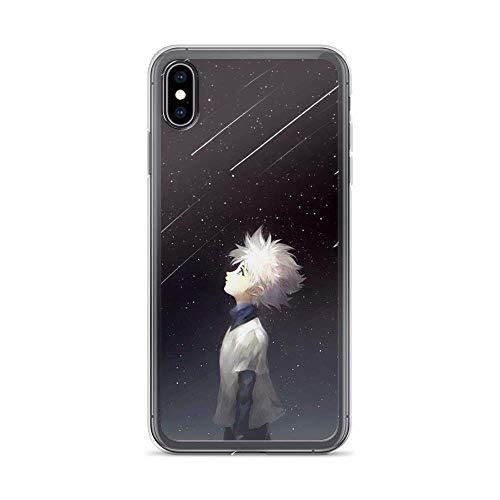 Funda Case Compatible con iPhone XR Case Killua Hunter x Hunter Japanese...