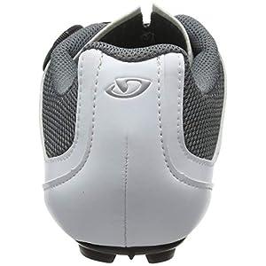 Giro Savix W Womens Road Cycling Shoe − 37, White/Titanium (2020)